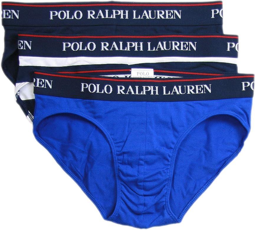 Polo Ralph Lauren Calzoncillos para Hombres Paquete de 3 - Low ...