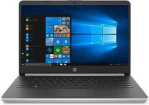 HP Notebook 14s-dq1005nt Intel® Core™ i5-1035G1 4 GB DDR4 256 GB PCIe® NVMe™ M.2 SSD Intel® UHD Grak Kartı  Windows 10 Home 64 8EU81EA