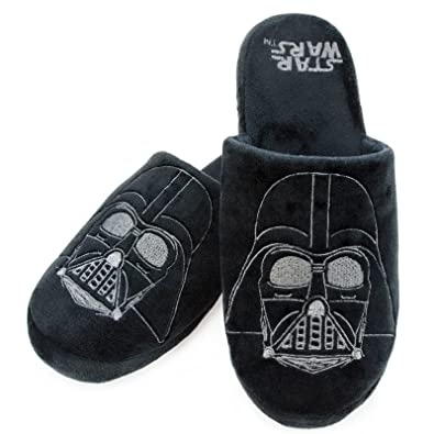 best quality cheapest price factory authentic Star Wars Darth Vader Adult Mule Slippers Size 8-10: Amazon.co.uk ...