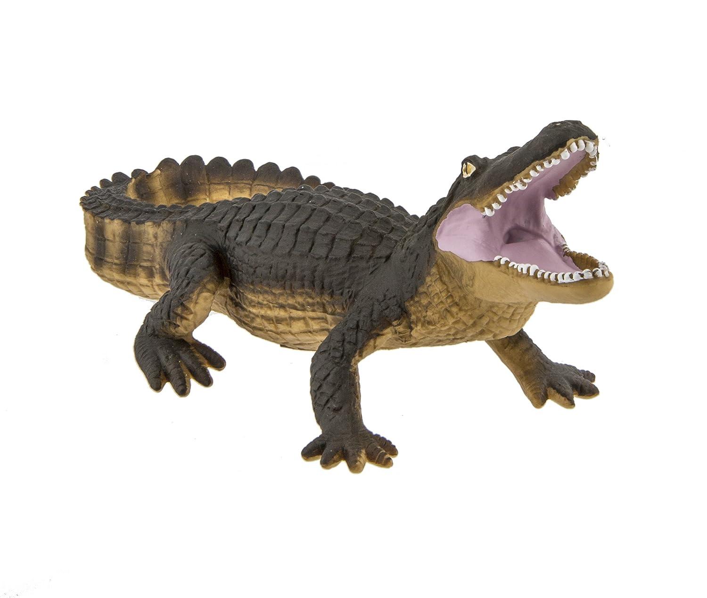 Safari Ltd  Wild Safari Wildlife Alligator 276429 B0009JK9AI
