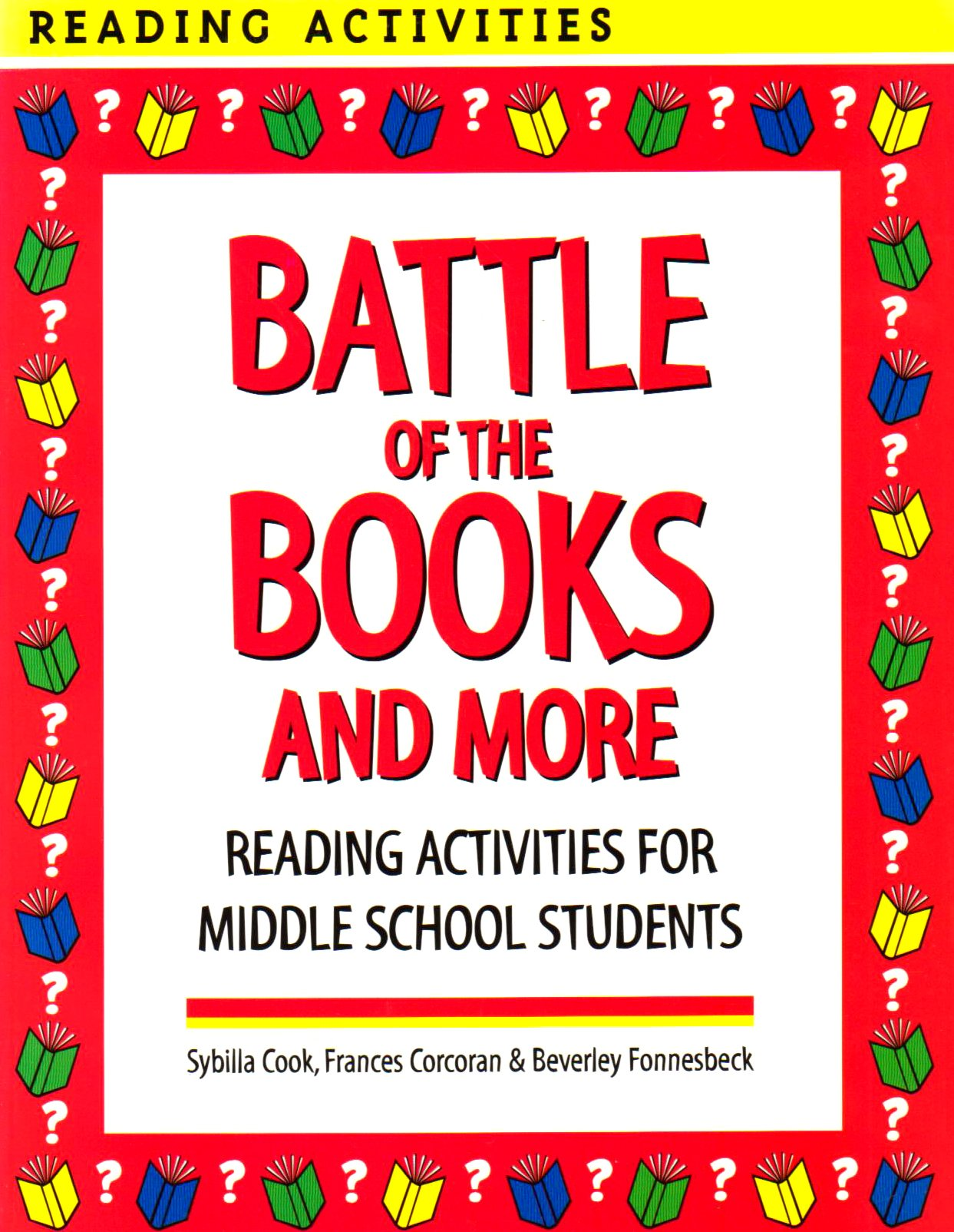 Amazon Com Battle Of The Books And More Reading Activities For