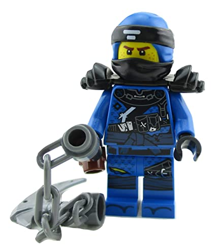 Amazon.com: LEGO Ninjago Jay Blue Ninja Minifigure 70655 ...