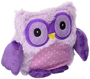 Intelex, Warmies Therapy Plush Hooty Owl - Purple
