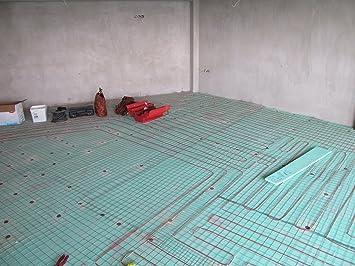 Radiant Warm Tile Under Floor Heating System 260-300 sq.ft. (24 ...