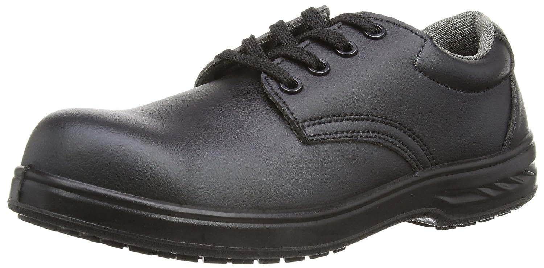 Portwest Steelite Laced Safety Shoe S2, Herren Sicherheitsschuhe, Weiß, 38 EU (5 UK)