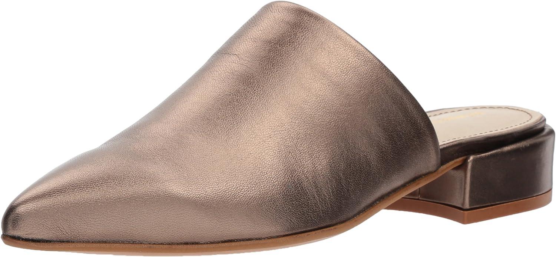 Aisley Pointed Toe Flat Slip on Mule