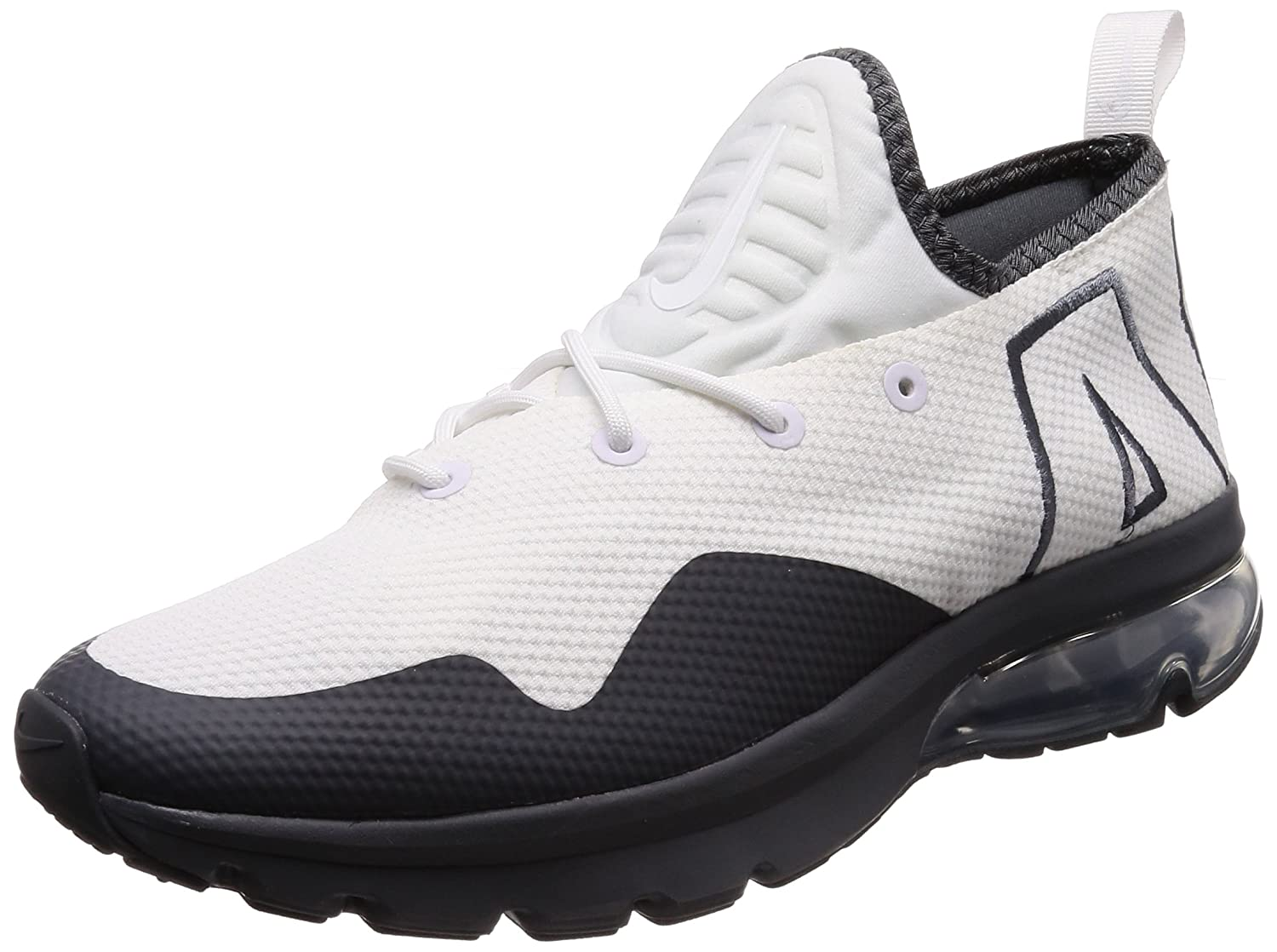 Multicolour (White Dark Grey-metallic Silve 100) Nike Men's Air Max Flair 50 Running shoes