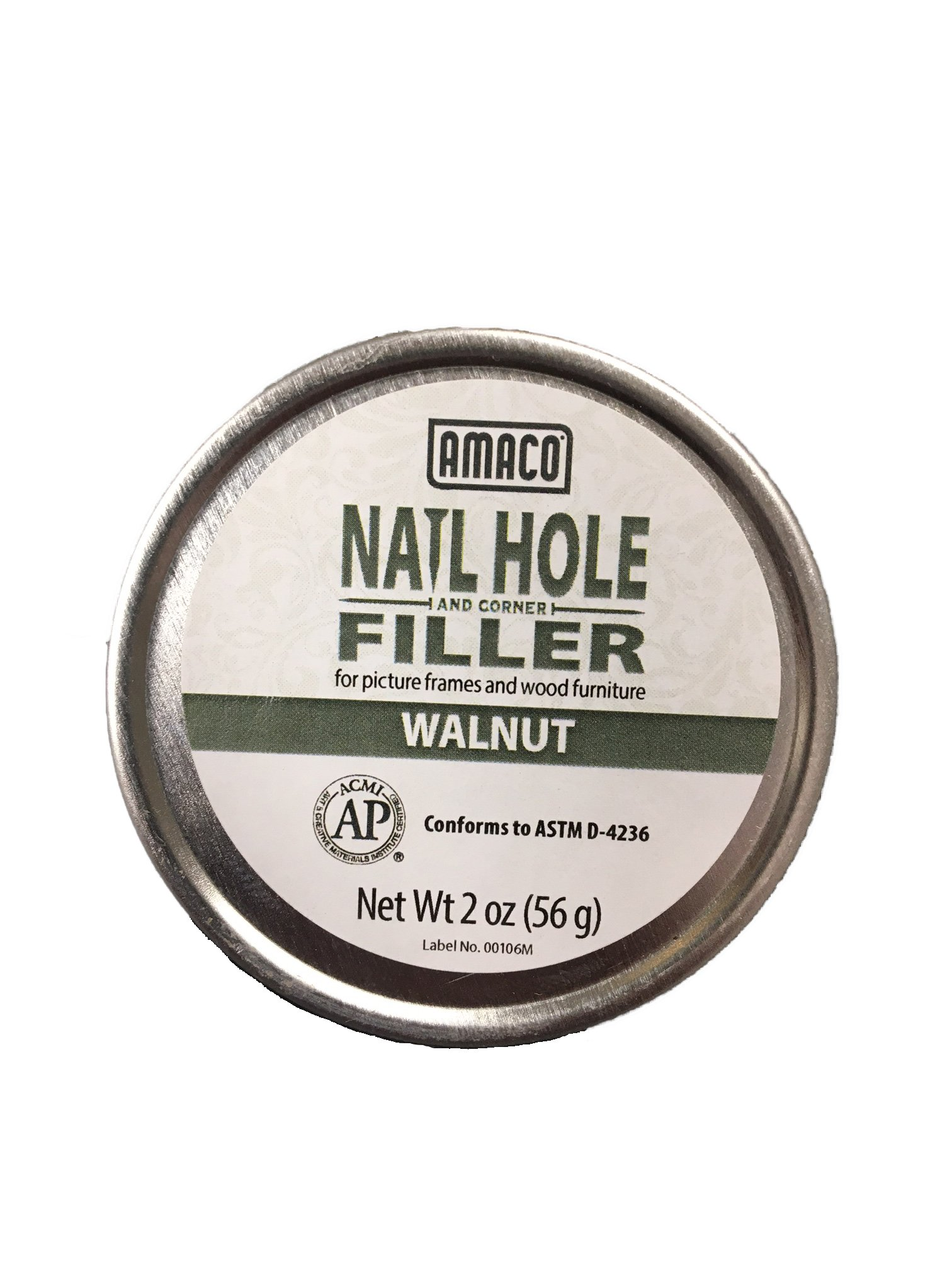Nail Hole and Corner Filler - Walnut