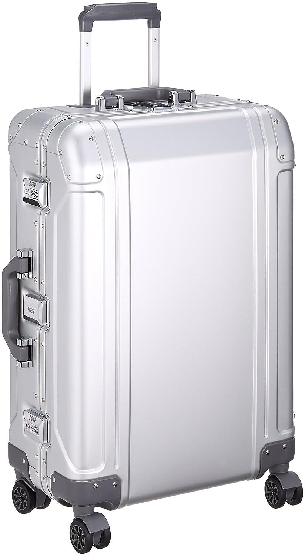 [ゼロハリバートン] スーツケース GEO Aluminum 3.0 保証付 58.0L 61cm 6.8kg 94256  シルバー B074JBR6RY