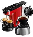 Philips 飞利浦 Senseo Switch 二合一咖啡机 红色