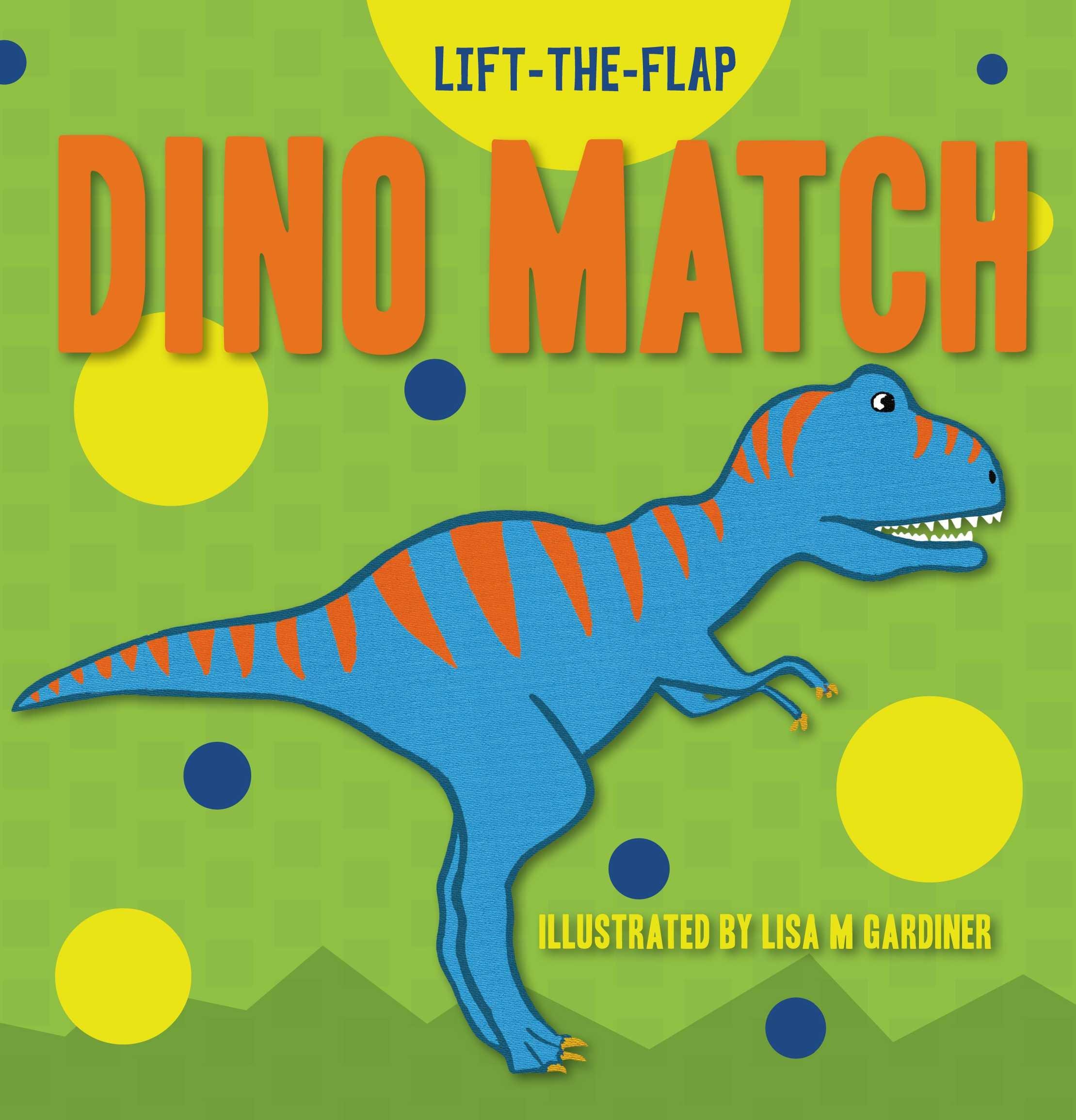 Dino Match (Lift-the Flap)