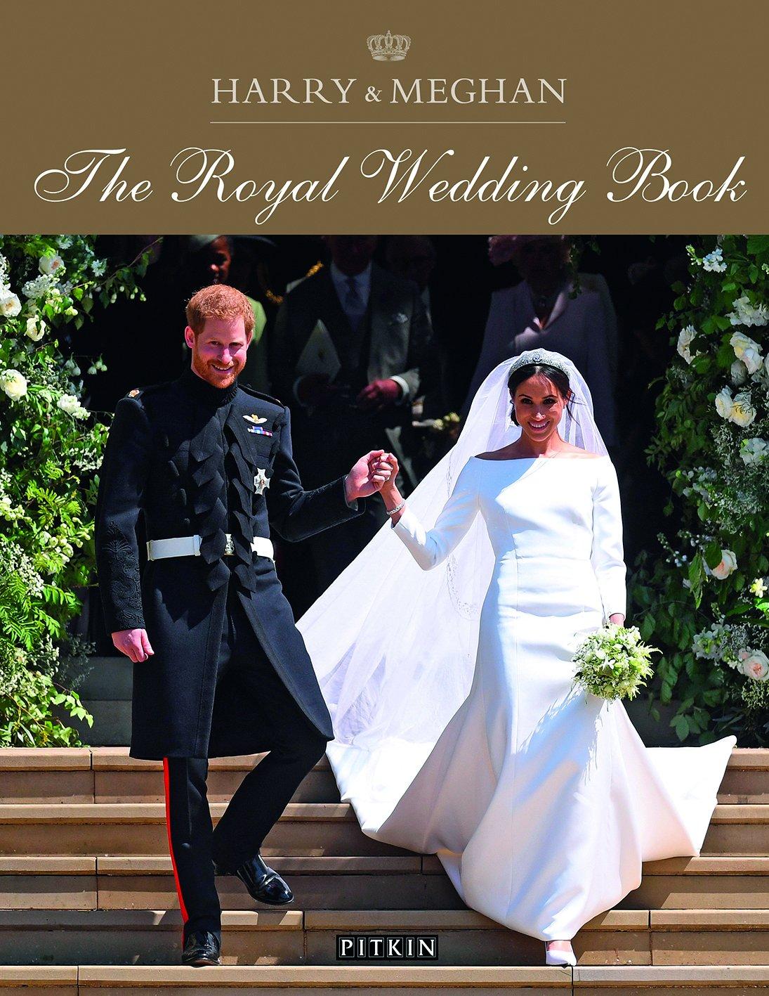 Harry & Meghan The Royal Wedding Book  Sadat, Halima Amazon.de ...