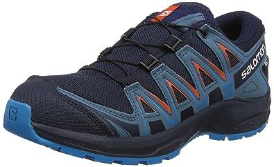 Salomon Speedcross Cswp J chaussures randonnées enfants navy 34,0 EU