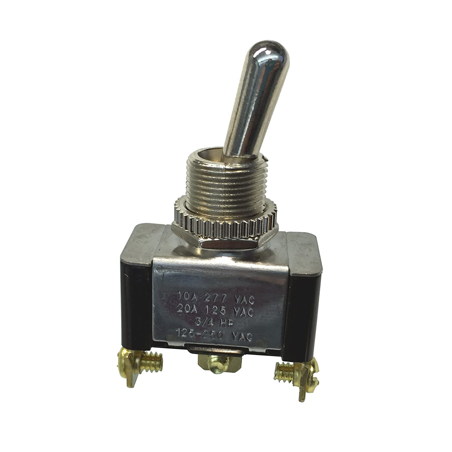Gardner Bender Gsw 12 Heavy Duty Electrical Toggle We Also Sell The Ranco Etc Controller Prewired With Power Cord And Switch Spdt On 20 A 125v Ac Screw Terminal Home Improvement