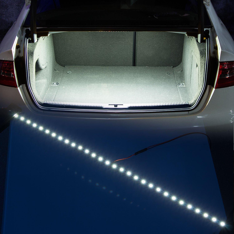 Amazon.com: YIJINSHENG 30 SMD 5050 - Tira de luz LED para ...