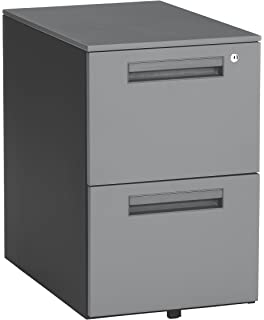 Amazon.com: Bush Business Furniture Series C 3 Drawer Mobile ...