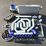 For Volkswagen VR6 Engine High Performance 15pcs T04E Turbo Upgrade Installation Kit