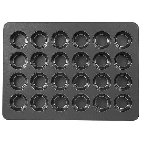 TOOGOO Molde para Mega Muffins Resultados 24 Tazas
