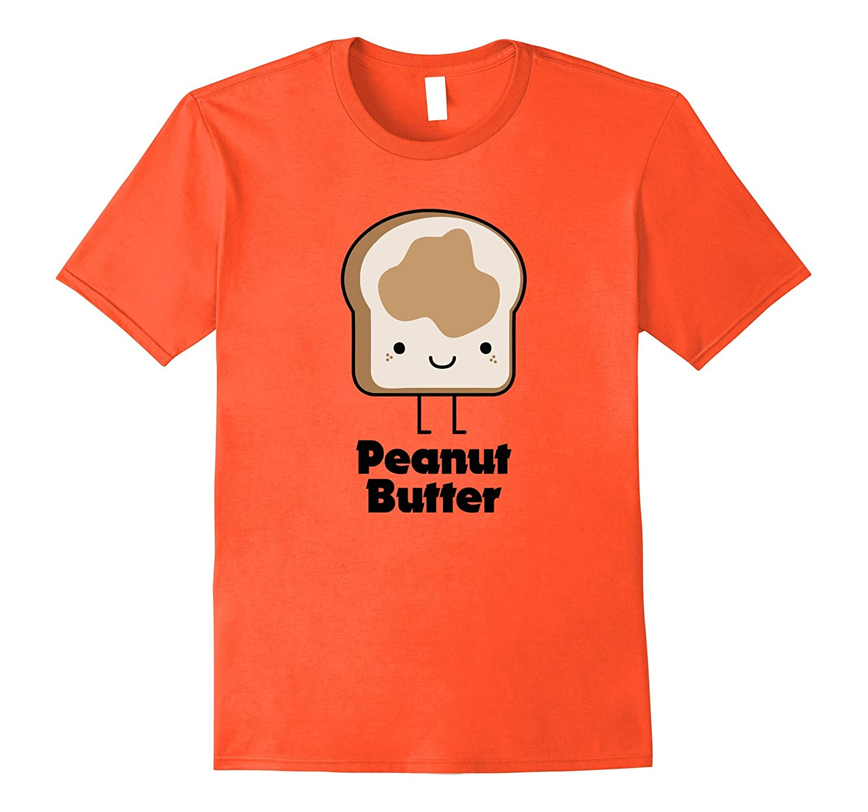 MATCHING SET Peanut Butter and Jelly Couples Friend Shirt-Art
