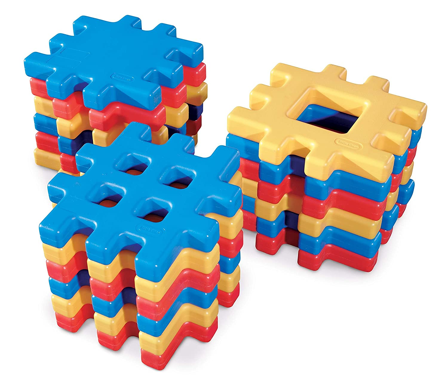 Amazon Little Tikes Big Waffle Block Set 18 pieces Toys