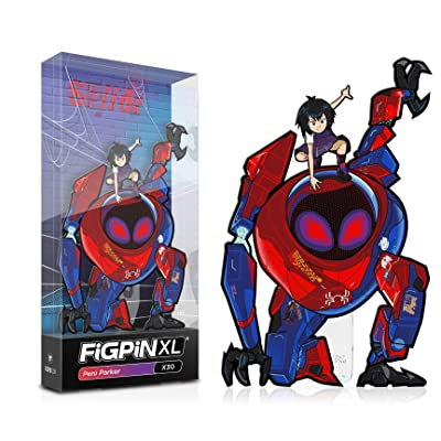 Figpin XL Into The Spider-Verse Peni Parker Collectible Pin #X30: Toys & Games