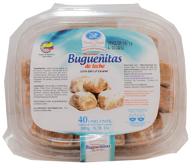 Dulces Del Valle Manjar blanco Bugueñitas de Leche / Little ...