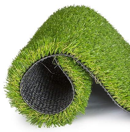 Amazoncom Savvygrow Artificial Grass Rug 5 Ft X 66 Ft Premium 4
