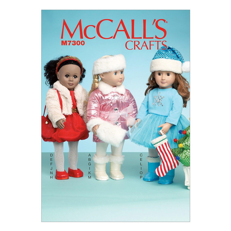 McCall \'s Patterns 7300 OS Kleidung/Zubehör/Lagerhaltung und der ...