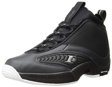 f15ec33941a09a Reebok Men s Answer IV.V Cross Trainer Black Coal White 6.5 ...