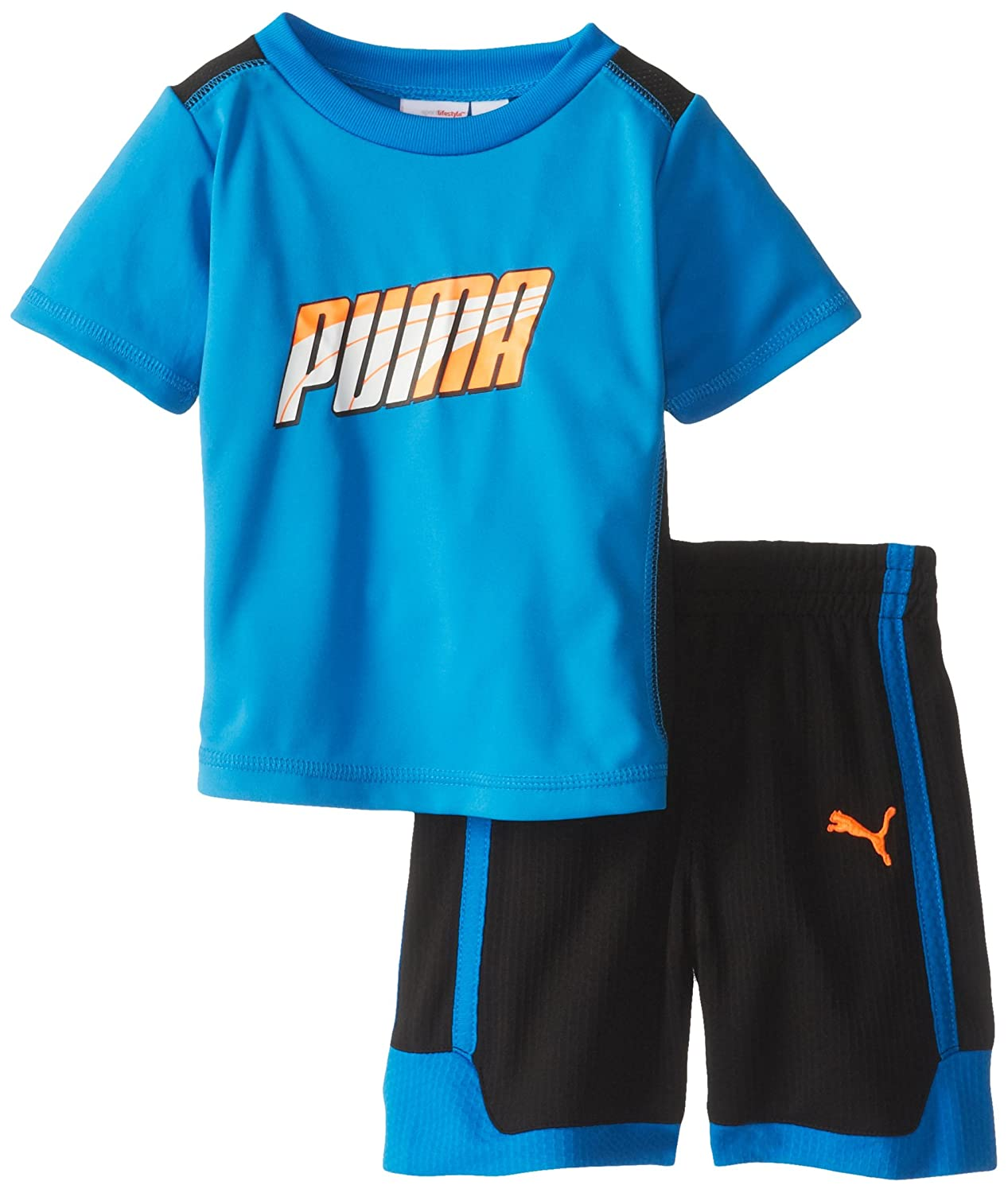 PUMA Little Boys Boy Formstrip Perf Set