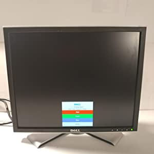 """Great Working Dell 1907 FPT Ultrasharp 19"""" LCD Monitor with Height Adjustable Stand and Useful Swivel Capabilites."""