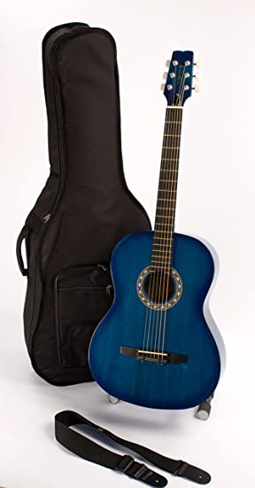 Venta Folk Cuerdas De Acero De Guitarra Acústica para Zurdos 6 ...
