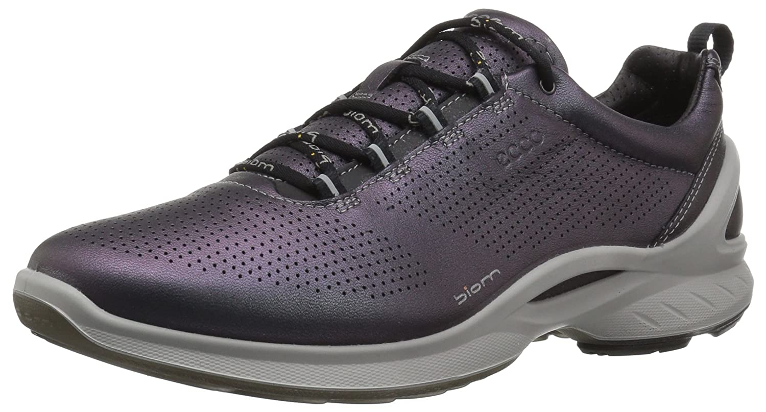 ECCO Women's Biom Fjuel Train Oxford B076ZV8KCZ 39 M EU (8-8.5 US)|Irridescent
