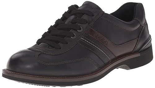 317afd4fda Ecco Men's Fenn Tie, Black, 40 EU/6-6.5 M US: Amazon.ca: Shoes ...