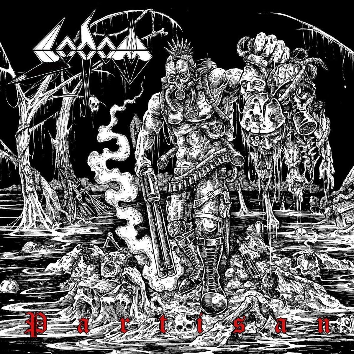 Vinilo : Sodom - Partisan (LP Vinyl)