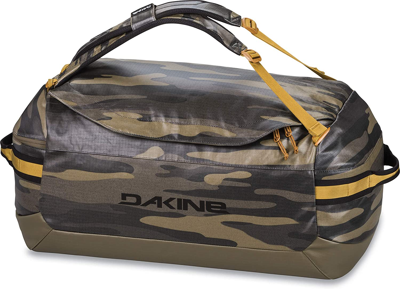 Black 90L Dakine Unisex Ranger Duffle