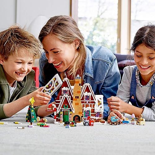 Lego gingerbread
