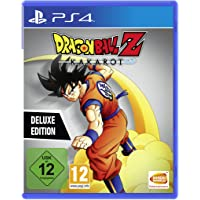 Dragon Ball Z: Kakarot Deluxe Edition - PlayStation 4 [Edizione: Germania]