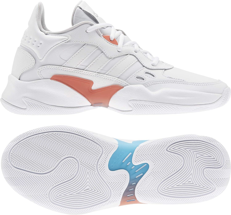 Adidas Herren Streetspirit 2.0 Sneaker Ftwbla Ftwbla Gridos