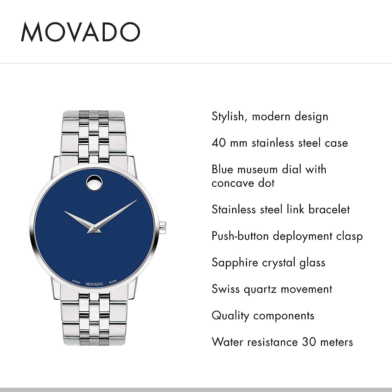 Movado Men s Core-Museum Classic – 0607212