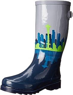 Amazon.com | Chooka Womens' Fashion Waterproof Booties | Mid-Calf