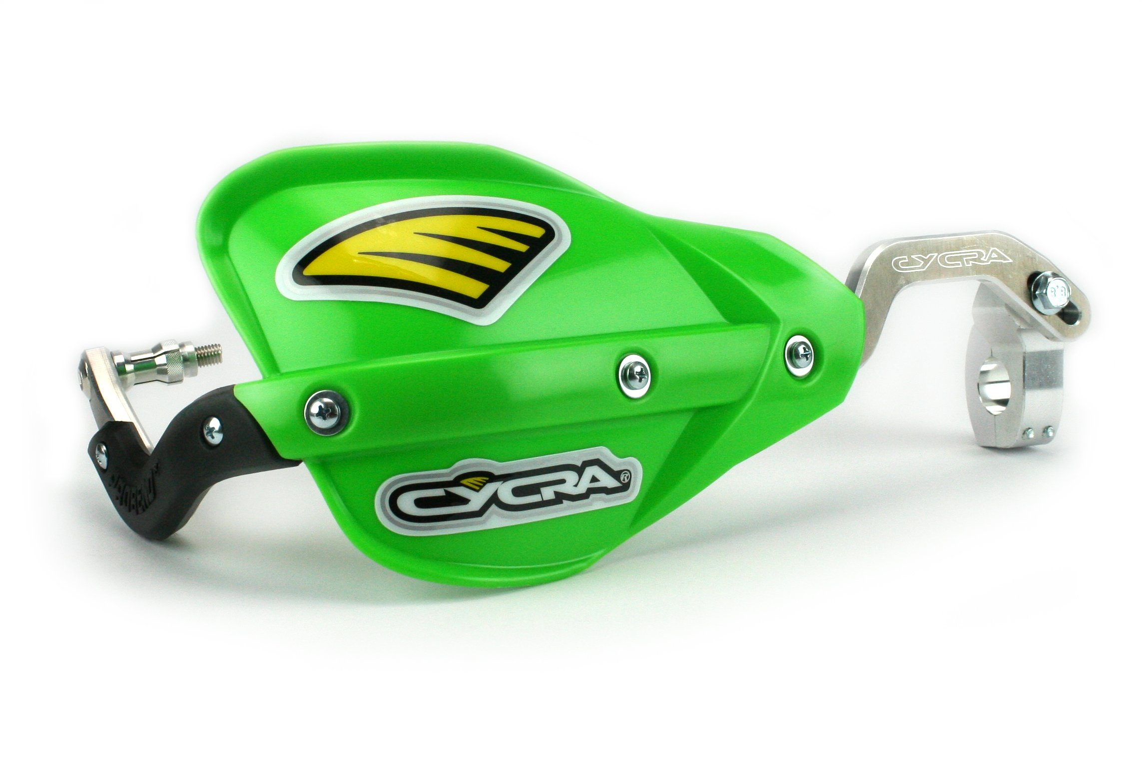 Cycra Probend CRM for 1-1/8'' Handlebar Green