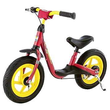 """Kettler Laufrad """"Spirit Air"""" – Farbe: rot und gelb – Reifengröße: 12 ..."""