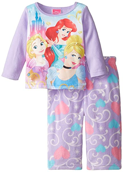 Disney Pijamas Enteros - para bebé Niña Multicolor Purple/Multi