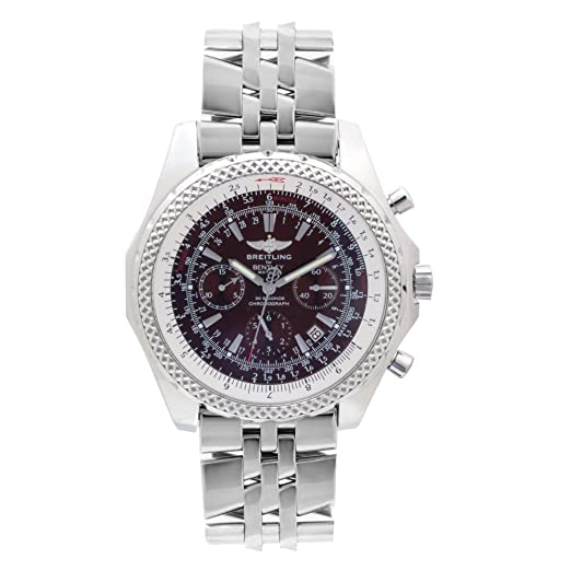 Breitling Bentley automatic-self-wind Mens Reloj a25362 (Certificado) de segunda mano: Breitling: Amazon.es: Relojes