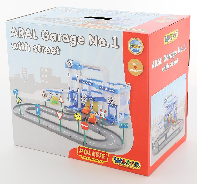 Unbekannt JV PP polesie 37886/ /Wader Aral Garage avec 2/Niveaux v/éhicules