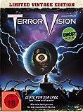 Terror Vision - uncut Vintage Edition (+ DVD) - Mediabook, limitiert auf 1.500 Stück, inkl. Booklet, HD neu abgetastet [Blu-ray]