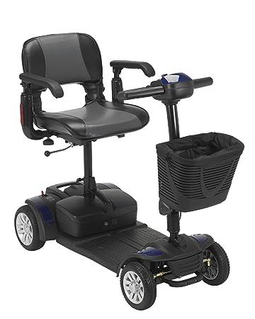 Amazon Com Drive Medical Spitfire Ex Travel 4 Wheel Mobility