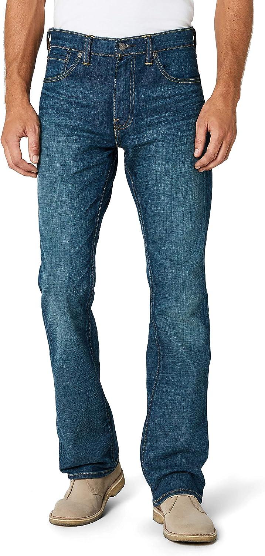 Levi's 527 Slim Boot Cut Vaqueros Corte de Bota para Hombre