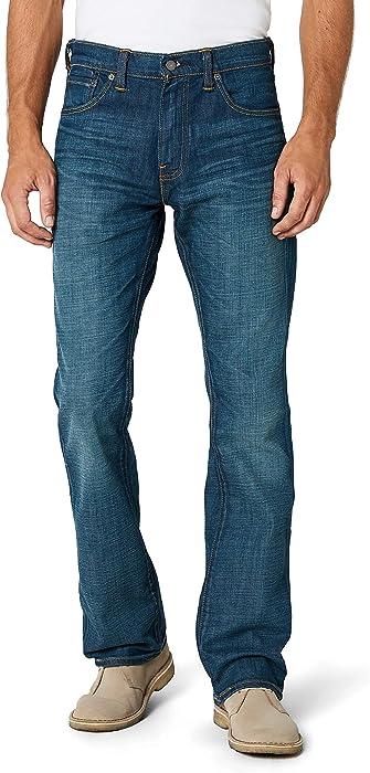 fa608d0b2e5 Levi's Men's 527 SLIM BOOT CUT Jeans, Blue (Explorer), W29/L30 ...